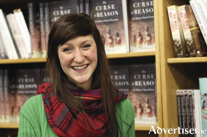 Sara Baume. Photo:- Karen Golden