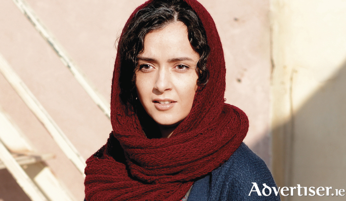 Taraneh Alidoosti in The Salesman.