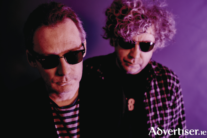The Jesus and Mary Chain's Jim and William Reid. Photo:- Steve Gullick