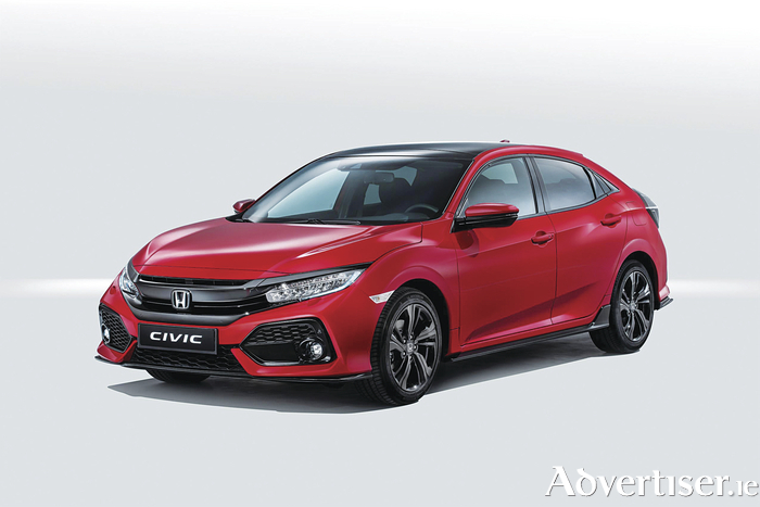 The new Honda Civic