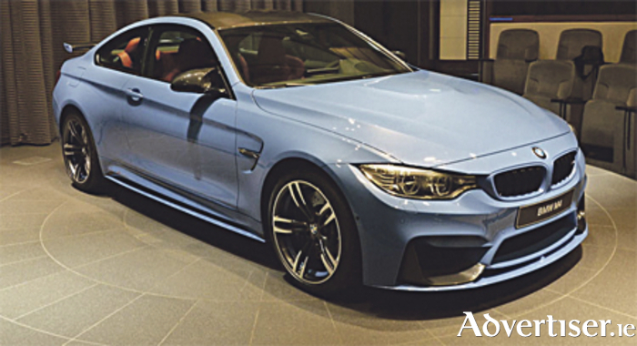 The BMW M4 CS