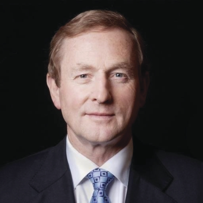 Enda Kenny TD. Photo: @EndaKennyTD