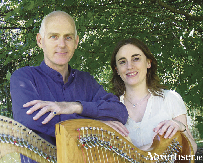 Local musician Gráinne Hambly, alongside Scottish harper, multi-instrumentalist, and composer William Jackson, will be taking part in the festival.