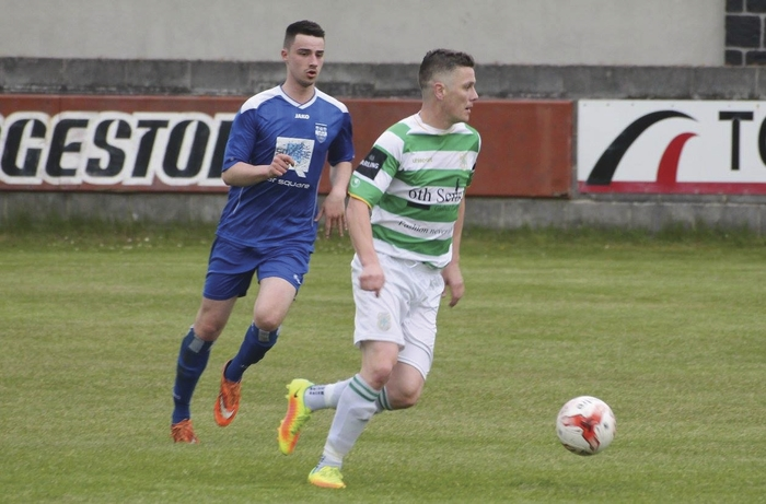 Castlebar Celtic will be looking to keep pace with the league leaders or take advantage of any slip ups this weekend. Photo: Castlebar Celtic Facebook
