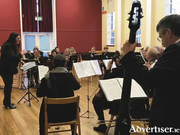 The Mayo Concert Orchestra performs in Belcarra this Sunday.