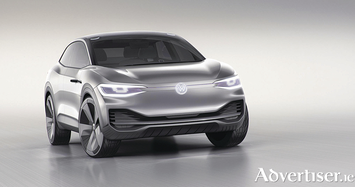 The VW ID Cross concept.