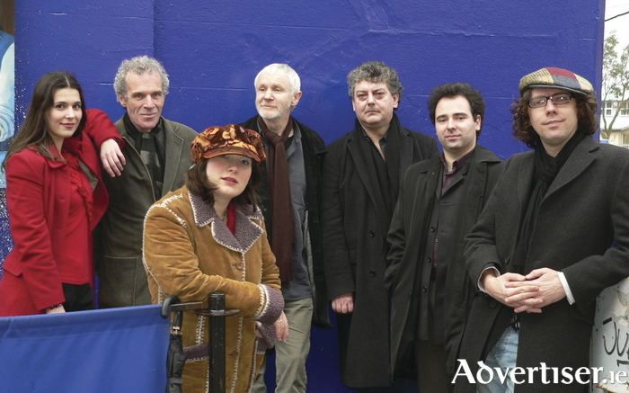The Máirtín O'Connor Band and the ConTempo Quartet at the time of the original 2007 collaboration.
