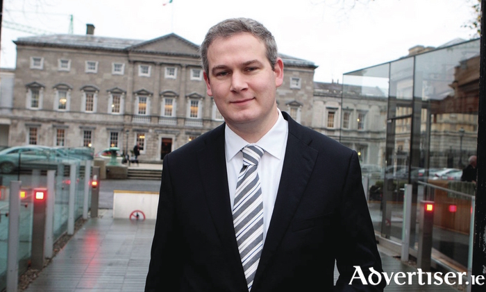 Galway West TD and junior minister Seán Kyne.