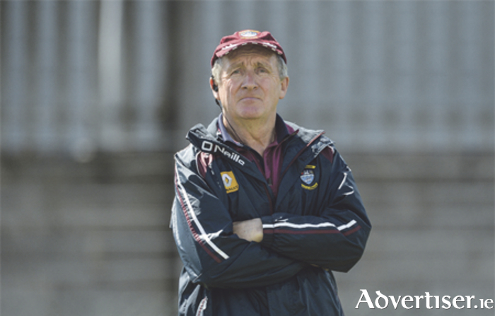 Westmeath manager, Michael Ryan. Photo: Piaras O'Midheach/Sportsfile