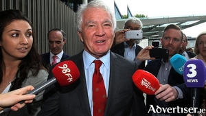 Former chair of Anglo Irish Bank Seán Fitzpatrick leaving Dublin Circuit Criminal Court last week after his acquittal, following a 126 day trial.