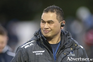 Former Connacht Rugby coach Pat Lam. Photos:- Mike Shaughnessy