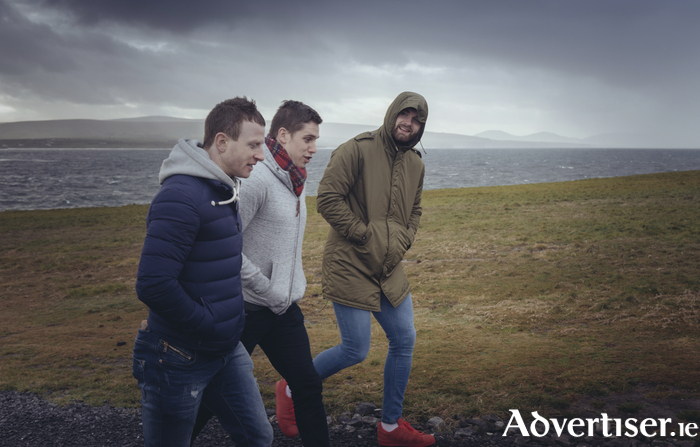 The wild west: Colm Boyle, Lee Keegan and Aidan O'Shea explore the wonders of Mayo in the latest Mayo.ie tourism video.