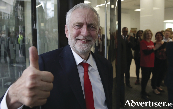 UK Labour leader Jeremy Corbyn can afford to smile and give the thumbs up after defying the odds; putting in a strong election campaign; delivering one of Labour's best electoral performances; and denying the Tories an overall majority.