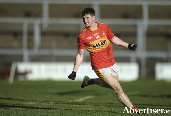 Deadly Douglas: Neil Douglas will be looking to drive Castlebar Mitchels to victory this weekend. Photo: Sportsfile.