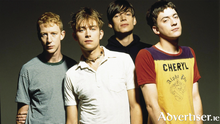 Blur in the 1990s.
