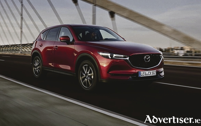 advertiser.ie - the new mazda cx-5 delivers new levels of comfort