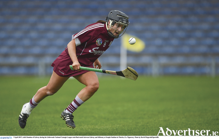 Aoife Donohue turned the tide with two goals.
