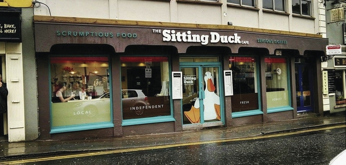 Sitting Duck Cafe Galway Menu