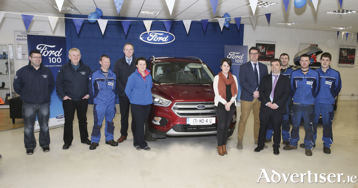 The team from Griffiths Motor Group in Castlebar are on hand to assist you. Photo: Michael Donnelly