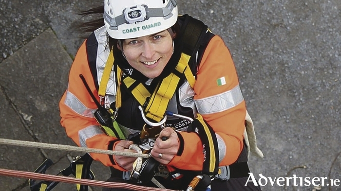 Coastguard Caitriona Lucas who died during a search and recovery mission last September.