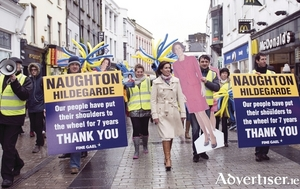Will Hildegarde Naughton be marching back into Dáil Éireann after the next General Election?