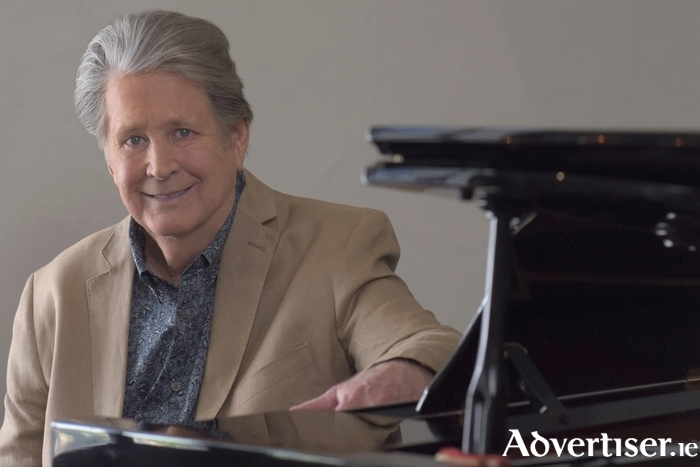 The Beach Boys' Brian Wilson plays the GIAF Big Top this weekend.