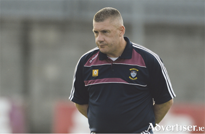 Departing Westmeath football manager, Tom Cribbin. Photo: Piaras O'Midheach/Sportsfile