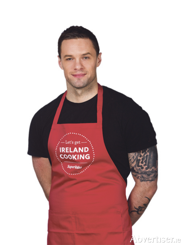 SuperValu food ambassador, Niall Breslin, visits Athlone next Friday. Photo: Chris Bellew/Fennell Photography