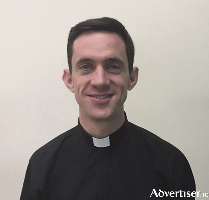 Former barrister Declan Lohan who will make history on Sunday when he becomes the first priest to be ordained in Oranmore parish.