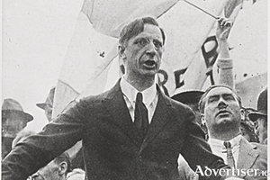 Eamon de Valera's first venture into Irish poltics was the East Clare by-election 1917