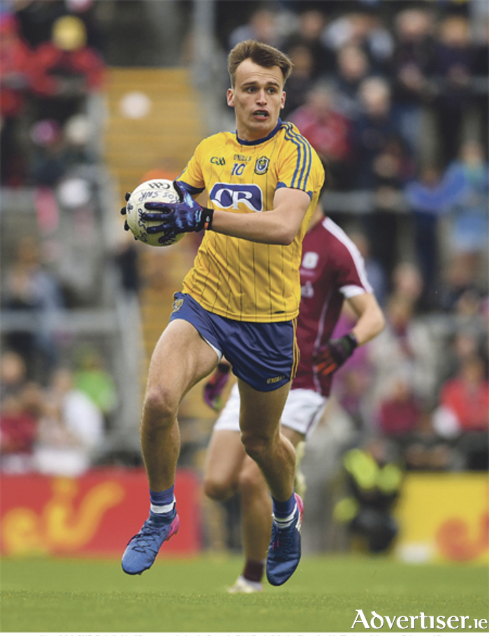 Enda Smith. Photo: Ramsey Cardy/Sportsfile