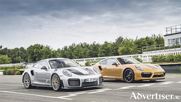 The Porsche 911 GT2 RS and 911 Turbo S Exclusive Series