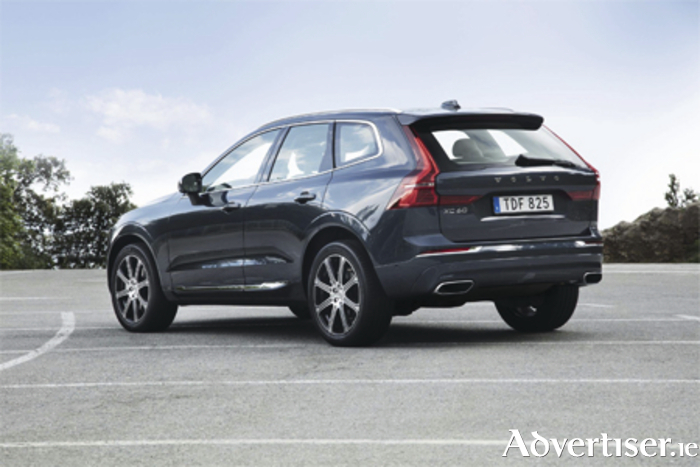 The new Volvo XC60 - T6