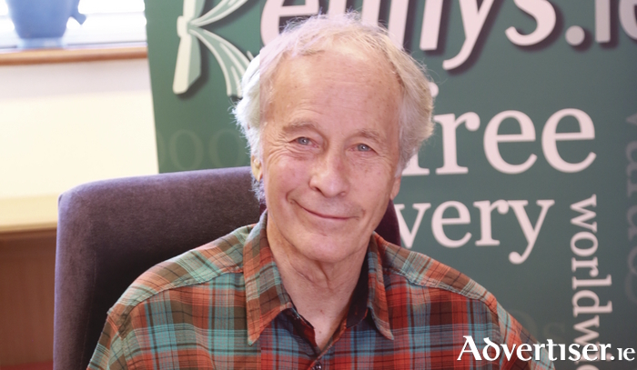 Author Richard Ford.