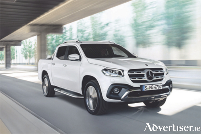 Mercedes-Benz X-Class pick-up