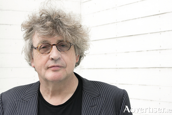 The poet Paul Muldoon.