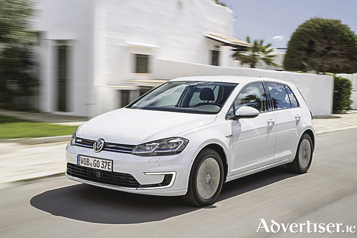 VW eGolf is included in the new eco grant offers.