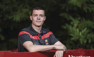 Looking to complete the treble: Stephen Coen is looking to complete a treble of All Ireland medals at minor, u21 and senior. Photo: Sportsfile