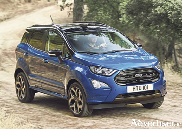 The Ford EcoSport SUV