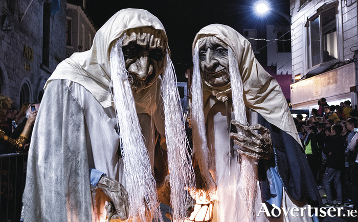 Macnas Halloween Parade 2020 Advertiser.ie   Forty thousand expected to watch Macnas Halloween