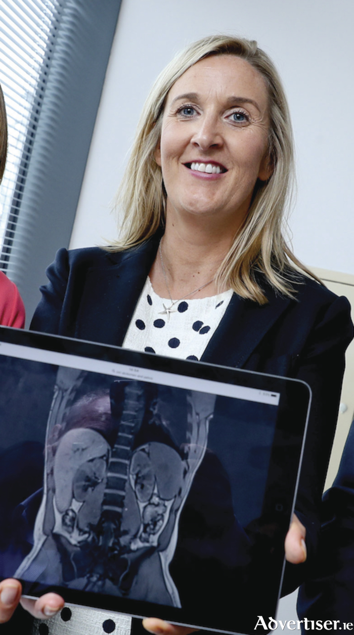 Eimear O'Donnell, HR Manager at Alliance Medical, Ireland