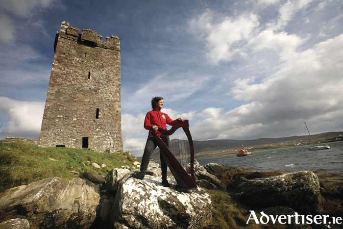 The Achill International Harp Festival will return to the island later this month.