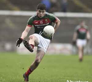 Brian Reape has been in fine scoring form for Moy Davitts. Photo: Sportsfile