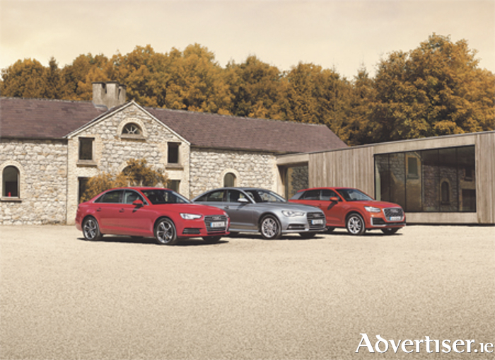 The Audi Athlone 181 Future Now test drive event - this Saturday and Sunday, 9am to 5pm, and 11am to 4pm