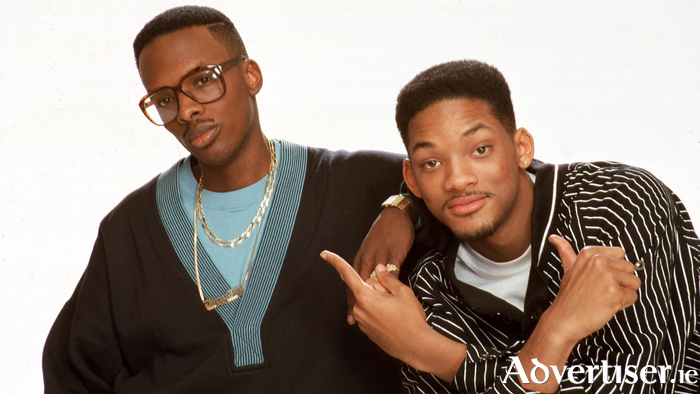 DJ Jazzy Jeff and Will Smith. Photo:- Michael Ochs Archives/Getty Images