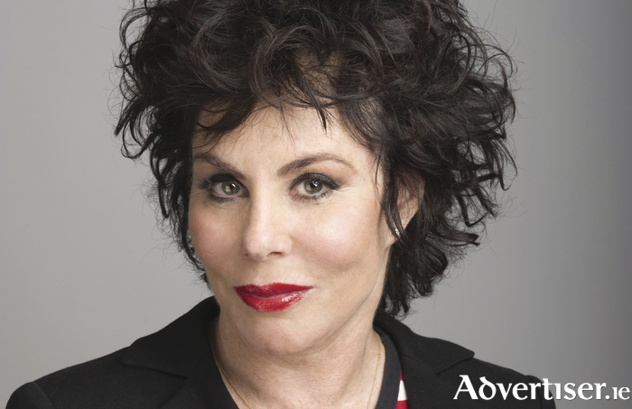 Ruby Wax. Photo:- Steve Ullathorne