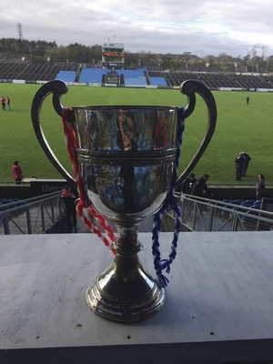 Back for more: Kiltimagh and Moy Davitts will have to do it all over again to try and claim the Sweeney Cup. Photo: Mayo GAA
