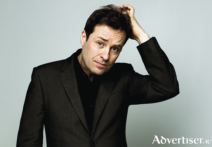 Ardal O'Hanlon. Photo:- Mark Nixon