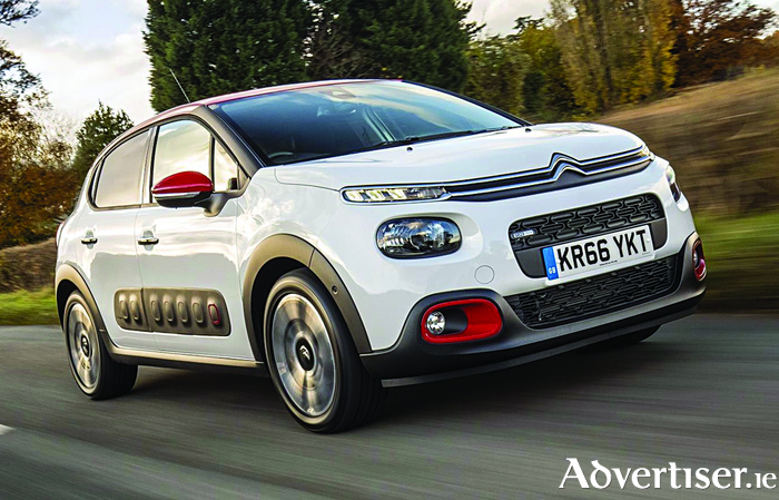 citroen s c3 aircross gets additional specifications for 2018. Black Bedroom Furniture Sets. Home Design Ideas