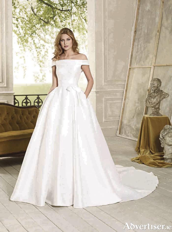 Advertiser Wedding Dresses With Pockets
